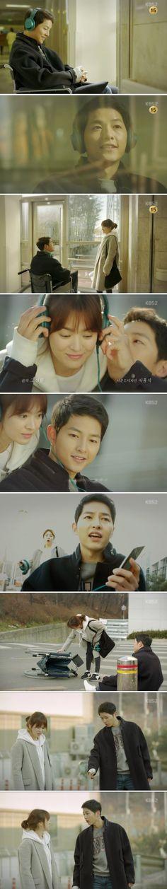 Descendants of the Sun (태양의 후예) Korean - Drama - Episode 15 - Picture @ HanCinema :: The Korean Movie and Drama Database
