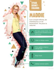 Stilul Liv şi Maddie – În spatele scenei – Disney Channel RO