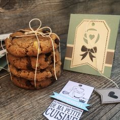 Cookies and tag for tea!