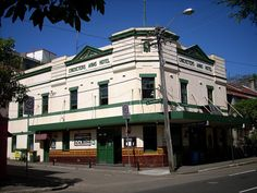 Cricketers Arms Hotel, Surry Hills, Sydney, NSW by dunedoo, via Flickr