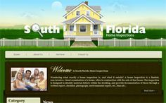 Green website to match all of the other products we designed for this client.