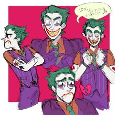 aversick: i just saw the lego batman movie today and i love it! I wanna make… aversick: i just saw the lego batman movie today and i love it! I wanna make billions of fanart for it but i only have time for this messy one rip :,)))) Batman Film, Le Joker Batman, Joker Art, Superman, Lego Batman Movie, Joker And Harley Quinn, Lego Batman Memes, Lego Dc Comics, Batman Comics