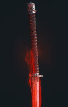 Sekiro Fanart - Fushigiri (The Mortal Blade), Sebastian Schulz - samurai sword Arte Ninja, Ninja Art, Dark Fantasy Art, Fantasy Artwork, Ps Wallpaper, Ronin Samurai, Samurai Wallpaper, Amoled Wallpapers, Japon Illustration