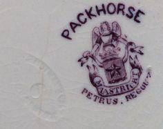 Petrus Regout - Packhorse