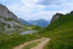 Zwitserland - Leysin (juli 2011)
