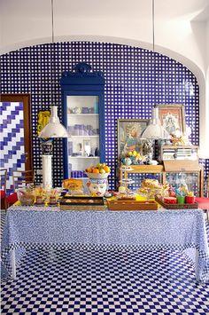 Tile!!!!! Colors!!! Great breakfasts every morning!!! the maison - maison la minervetta a sorrento