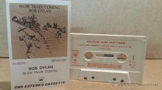 BOB DYLAN. SLOW TRAIN COMING. MC / CBS - 1979. COMO NUEVO.