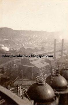 Vintage Johnstown: Steel City