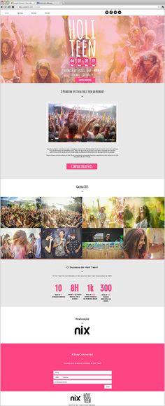 Holi Teen Festival