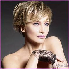 2018 Short Hairstyles for Women - LatestFashionTips.com