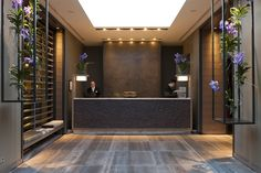 Visit Starhotels Ec.ho. in Milan | Design Contract