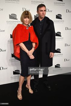 Guggenheim International Gala Dinner Made Possible By Dior | Getty Images