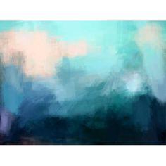 A La Mode Studio Ebb & Flow Abstract Artwork