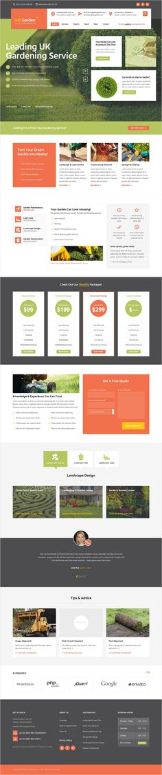 ABC Garden is beautifully design premium #WordPress theme for multipurpose #Gardening, #Lawn, Landscape Designers website with 10+ different homepage layouts download now➩ https://themeforest.net/item/abc-garden-gardening-shop-landscape-maintenance-pool-cleaning-repair-event-venues-service/17625803?ref=Datasata