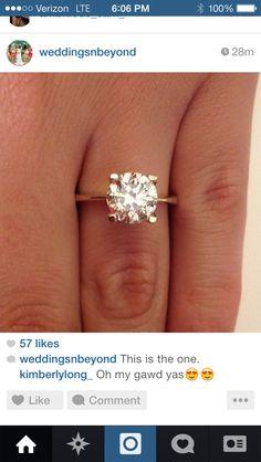 Gorgeous ring.
