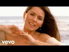 Shania Twain - Forever and for always (Official Music Video) (Red Version) - YouTube