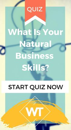 Nowadays almost everything can be taught, but there is a certain talent you have when it comes to business and you will always be best in just that. What's this talent for you? Take our test and find out. My Personal Strengths, Life Quizzes, Business Entrepreneur, Make More Money, Starting A Business, Getting Things Done, Online Business, Life Is Good, Things To Come