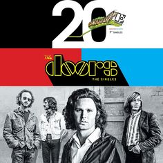 The Singles (20 Vinyl Singles Box-Set) [Vinyl LP] The Doors