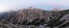 Before sunrise. Before Sunrise, Mount Everest, Italy, Mountains, Nature, Travel, Italia, Naturaleza, Viajes