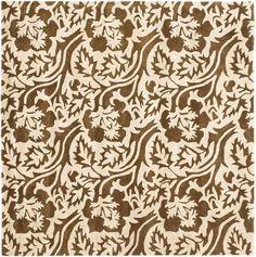 Safavieh Soho SOH844 Brown Ivory