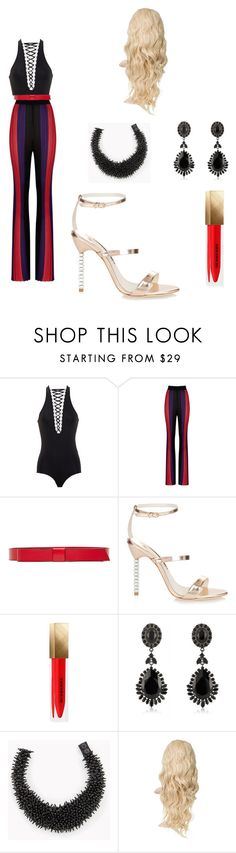 """Untitled #41"" by brandy-carringer ❤ liked on Polyvore featuring Givenchy, Balmain, Marni, Sophia Webster, Burberry and Brunello Cucinelli"