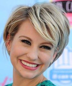 Cute short haircuts 2018 - New Hair Styles ideas Very Short Hair, Cute Hairstyles For Short Hair, Short Hair Styles, Haircut Short, Bob Hairstyle, Haircut Styles, Hairstyle Ideas, Square Face Hairstyles Short, Side Haircut