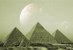 Estudioso descobre misteriosa conexão entre o Planeta X, a Antártida e as pirâmides egipcias - Sempre Questione