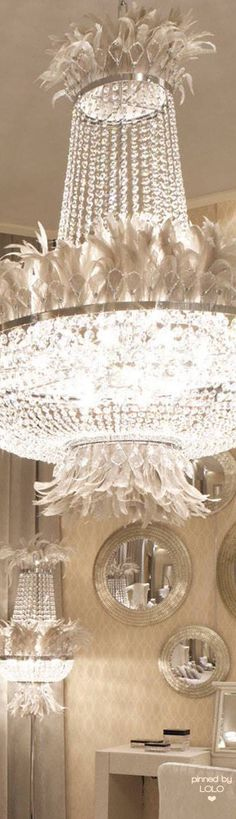 Glam Chandelier | LOLO❤︎