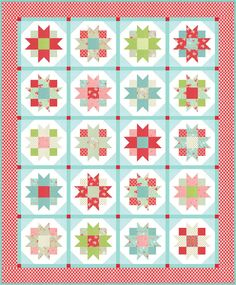 Woodberry Way: Sweet Marie Quilt