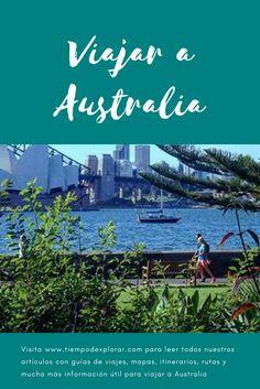 En este tablero juntamos toda la información que encontramos en pinterest sobre viajar a Australia: Mejor época para viajar, qué ver y qué hacer, cómo moverse por Australia, consejos, mapas, guías...