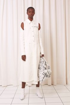 MM6 Maison Margiela Spring 2018 Ready-to-Wear Collection Photos - Vogue