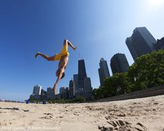 Five Beaches That You Should Visit This Summer: http://www.choosechicago.com/blog/post/2013/07/Five-Chicago-Beaches-That-You-Should-Visit-This-Summer/804/
