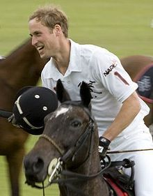 Prince William and Prince Harry are following in their father's royal footsteps in their love of polo.