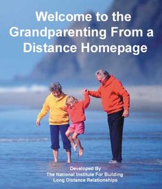 Activities and ideas for Grandparents to maintain and strengthen the relationships with their grandchildren.