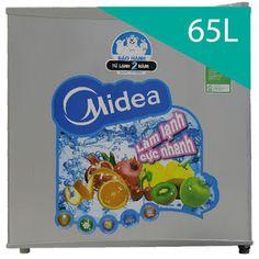 ĐIỆN MÁY THÀNH ĐÔ PHÂN PHỐI TỦ LẠNH CHÍNH HÃNG: Kinh nghiệm nhận biết tủ lạnh Midea chính hãng