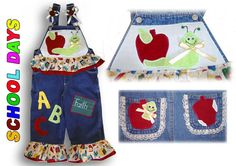 Image detail for -... Boutique Overalls is easy with Kinderalls Boutique Overalls