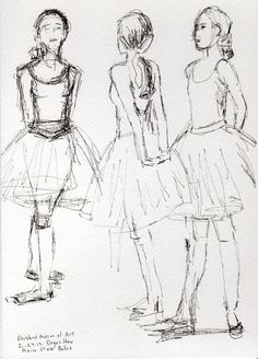 edward degas drawings | Caren-Marie Michel: Edward Degas: The Private Impressionist Portland ...