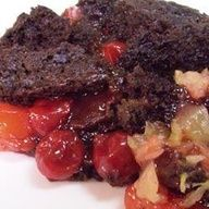 """Easy Slow Cooker Black Foest Cake 