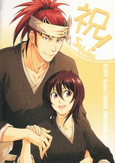 Product details: Renji x Rukia Item Title: Celebration! Produced By: Honeycanon Format: Doujinshi Language: Japanese Page Count: 36 (0 novel) Size: B5 Date Produced: 2007.08.18 Condition: Used - Very