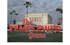 The Templewed Game (like the Newlywed Game) for Primary or YW.