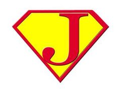 add your own letter inspired by superman s logo superman rh pinterest com superman logo generator online superman logo generator free online