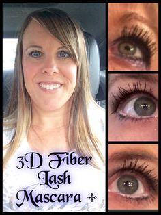Woop woop!!!  Got my enhanced 3D Fiber Lash Mascara +! Younique products that I'm wearing today: Glorious Primer BB Cream - Honey Pressed Powder - Satin Pressed Blush - Sweet Cream Eyeshadow - Dreamy Eye Pigment - Corrupted Eyeliner - Perfect & Pristine Mascara - 3D Mascara +