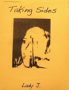 Poetry Zine - TAKING SIDES