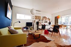 8 Real Life Living Rooms That Work (And Why)