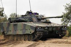 Army cv 90