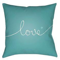 Surya Endless Love Pillow
