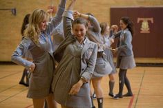 """Tanner Hall"" movie still, L to R: Brie Larson, Rooney Mara. All Girls Boarding School, All Girls School, Ivy University, Three Best Friends, What Happened To Us, Rooney Mara, Brie Larson, Coming Of Age, It's Coming"