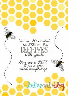 Handout for Beehives
