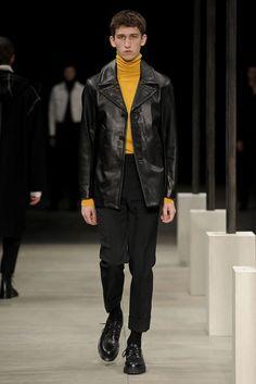 Male Fashion Trends: Sandro Fall/Winter 2016/17 - Paris Fashion Week