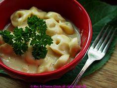 Smoky Four-Cheese Tortellini #MacNCheese - Mac & Cheese Chick http://www.macandcheesechick.com/smoky-four-cheese-tortellini-mac-cheese/